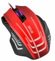 Мышь SPEEDLINK DECUS RESPEC Black-Red USB