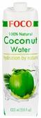Вода кокосовая FOCO Original, без сахара