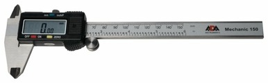 Цифровой штангенциркуль ADA instruments Mechanic 150 150 мм, 0.01 мм