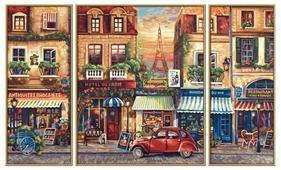 "Schipper Картина по номерам ""Париж"" 50х80 см (9260626)"