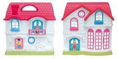 EstaBella кукольный домик Солнечный городок, ул.Цветочная, дом 2 65767