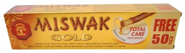 Зубная паста Dabur Meswak Gold