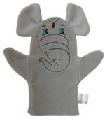 Наивный мир Кукла рукавичка Слоник (011.09)