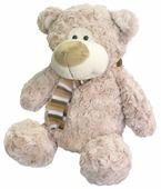 Мягкая игрушка Maxitoys Медведь Барни 24 см