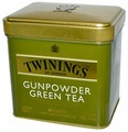 Чай зеленый Twinings Gunpowder green tea