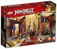 Конструктор LEGO Ninjago 70651 Решающий бой в тронном зале
