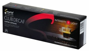 Кофе в капсулах Smart Coffee Decaf (10 шт.)