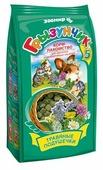 Корм для кроликов и декоративных грызунов Зоомир Грызунчик 5 Травяные подушечки
