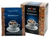 Молотый кофе KO&FE Флоренсия, в дрип-пакетах