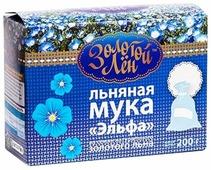 Мука ВИТАПРОМ Эльфа из семян золотого льна, 0.2 кг