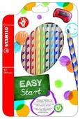 STABILO Цветные карандаши EASY colors 12 цветов (332/12)