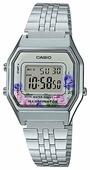 Наручные часы CASIO LA-680WA-4C