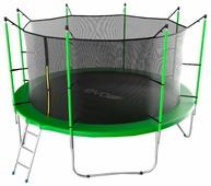 Каркасный батут EVO Jump 12FT Internal 366х366х265 см