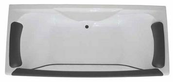 Ванна 1Marka AIMA Design Dolce Vita 180x80 акрил угловая