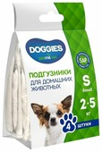 Подгузники для собак Медмил Petmil WC Doggies S
