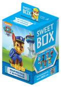 Жевательный мармелад Sweet Box Щенячий патруль ассорти 10 г