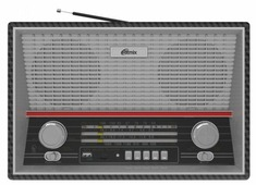 Радиоприемник Ritmix RPR-102 Wood