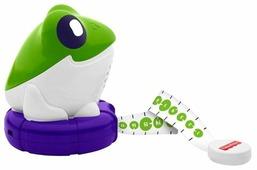 """Развивающая игрушка Fisher-Price Лягушонок """"Измеряй и сравнивай"""" (FLR18)"""