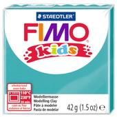 Полимерная глина FIMO kids 42 г бирюзовый (8030-39)