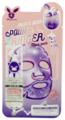 Elizavecca тканевая маска с фруктовыми экстрактами Fruits Deep Power Ringer Mask Pack