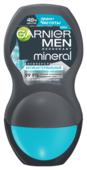 Дезодорант-антиперспирант ролик Garnier Men Mineral Эффект Чистоты