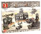 Конструктор SLUBAN Сухопутные войска M38-B7100
