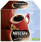 Растворимый кофе Nescafe Classic, в пакетиках