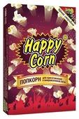 Попкорн Happy Corn Чёрная смородина в коробке в зернах, 100 г