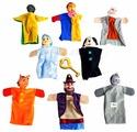 Жирафики Кукольный театр Буратино, в ассортименте