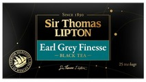 Чай черный Sir Thomas Lipton Earl Grey Finesse в пакетиках