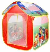 Палатка Играем вместе Щенячий патруль домик в сумке GFA-PP-R