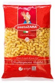 Pasta Zara Макароны 027 Gramignone rigato, 500 г