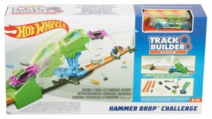 Трек Hot Wheels Hammer Drop Challenge FLL00