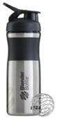 Шейкер BlenderBottle SportMixer Stainless Steel (0.828 л)