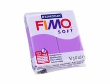 Полимерная глина FIMO Soft запекаемая лаванда (8020-62), 57 г