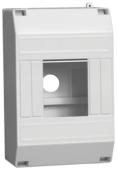 Щит распределительный IEK навесной, модулей: 4 MKP31-N-04-30-135