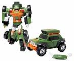 Интерактивная игрушка робот-трансформер YOUNG TOYS Tobot K 301042