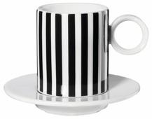 ASA Selection Набор кофейных пар memphis вертикальные полоски 16013038