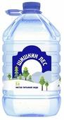 Питьевая вода Шишкин лес негазированная, ПЭТ
