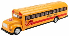 Автобус Double Eagle School Bus (E626-003) 1:18 33 см