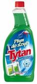 Жидкость Tytan для мытья стекол Нанотехнология запаска