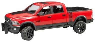 Внедорожник Bruder RAM 2500 Power Wagon (02-500) пикап 1:16
