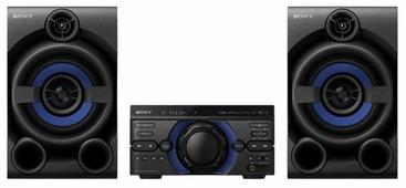 Музыкальный центр Sony MHC-M20D