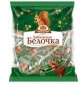 Конфеты Бабаевский Бабаевская Белочка, пакет