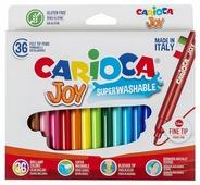 """Carioca Фломастеры """"Joy"""" 36 шт. (40616)"""