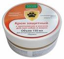 Крем Пчелодар защитный с прополисом и воском для лап собак и кошек, 150 мл