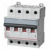 Автоматический выключатель Legrand DX3-E 4P (C) 6kA