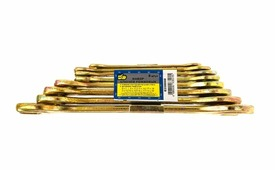 888 Набор ключей рожковых 8 шт, 6-22 мм, 6350080
