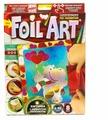 Danko Toys Аппликация цветной фольгой Foil Art по номерам Бегемотик (FAR-01-02)