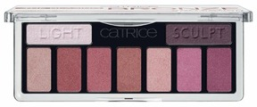 CATRICE Палетка теней The Blazing Bronze Collection Eyeshadow Palette